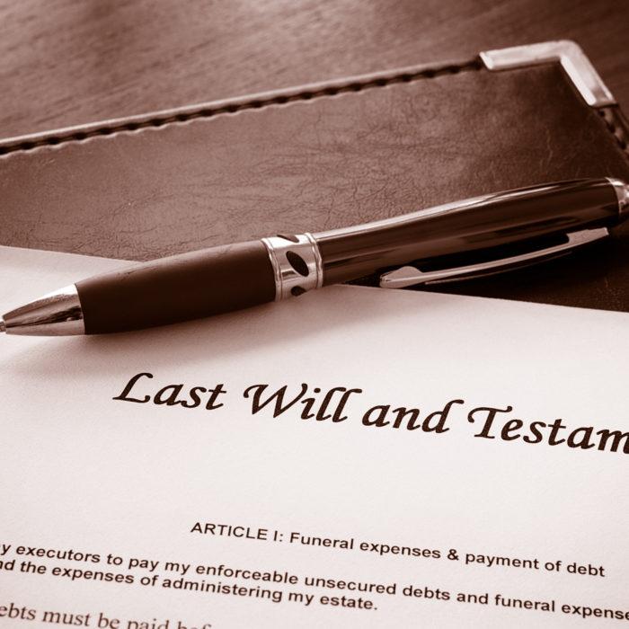 Probate & Trust Admin